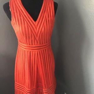 NWT H&M V Neck A Line Dress